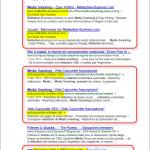 Références rédaction de media snacking 22-1-2014 google