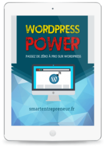 Formation WordPress Power - Smart Entrepreneurs